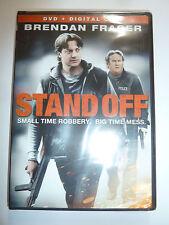 Stand Off DVD mafia heist thriller movie gangster crime drama Brendan Fraser