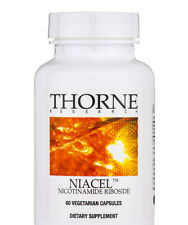 Thorne Research - Niacel (Nicotinamide Riboside) 60 Capsules Exp. 10-2018