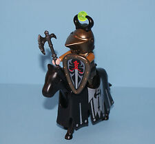 Playmobil Chevalier avec cheval armure vrac