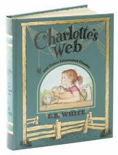 CHARLOTTE'S WEB AND OTHER ILLUSTRATED CLASSICS ~ E. B. White ~BRAND NEW ~SEALED~