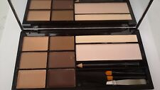 REVOLUTION MAKEUP  Brow Eyebrow Palette Kit   Fair to medium Free 1st P&P