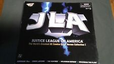 HASBRO JLA JUSTICE LEAGUE OF AMERICA SUPER HEROES COLLECTION I, 5 FIGURE SET