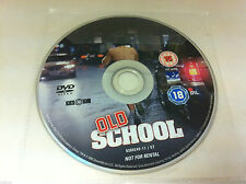 Old School DVD R2 Comedy Film 2003 Will Ferrell - DISC ONLY in Plastic Sleeve