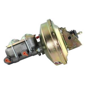 "Tuff Stuff Brake Booster/Master Cylinder Set 2126NB; Zinc 9"" Single Diaphragm"