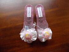 Disney Store Princess Sleeping Beauty Costume Dress Up Shoes Jelly 1 Girls