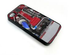 2JZ GTE Toyota Supra Engine Turbo Charger JDM Case For Apple iPhone 4 - 7