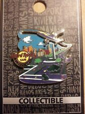 new PIN Hard Rock Cafe airplane movement city   Buenos aires ARGENTINA