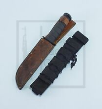 MBC Russian Universal Pouch for Scabbard MOLLE Black