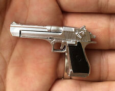 HotToys 1:6 Action Figure HT Commando Desert Eagle Plastic Model Handgun