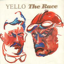 "YELLO – The Race (1988 VINYL SINGLE 7"" EUROPE)"