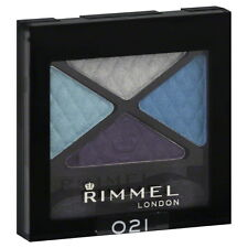 Rimmel London #021 State Of Grace Glam'Eyes Quad Eye Shadow Make Up