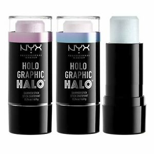 NYX Professional Makeup Holographic Halo Shimmer Stick,