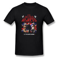Devils Rejects the Devils Work Shirt Graphic Tee Cool Tops Man T Shirts Black