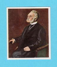 Werner von Siemens 1934 German Eckstein Cigarette Card