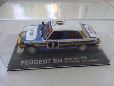Voitures miniatures Atlas pour Peugeot