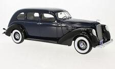 1937 Lincoln V-12 Modello K Limousine Blu Scuro/Nero da Bos Modelli le 504 1/18