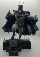 "Diamond Select Toys DC Gallery: Batman 10"" PVC Figure NEW IN DISPLAY BOX"