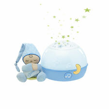 Chicco Sternenhimmelprojektor Nachtlicht Spieluhr blau