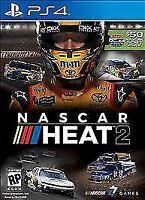NASCAR Heat 2 (Sony PlayStation 4, 2017)