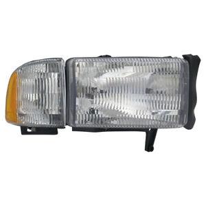 Headlight Assembly Right TYC 20-3016-78