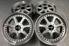 Ronal ACT SX Alufelgen 8,5 x 18 ET35 Mercedes CLK 208 SL 129 W210 W124 Audi VW