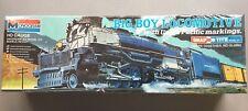 Monogram HO Scale Big Boy Locomotive Union Pacific Snaptite Kit 1600 Train Model