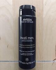 NEW 🌿 AVEDA Invati Mens Nourishing Exfoliating Shampoo 250ml / 8.5 oz