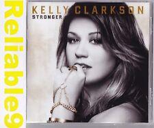 Kelly Clarkson - Stronger Deluxe edition tracks CD 17tracks - 2011 RCA Australia