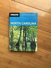 Moon North Carolina (Moon Handbooks) by Sarah Bryan