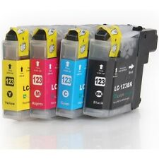 LC123 Multipack 4 Ink Cartridges For Brother MFC-J6920DW, MFC J6520DW Non OEM