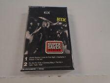 KIX Self Titled NEW Cassette [Hard Rock Arena Rock 1980s Glam Atomic Bombs]
