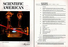 Carbon Monoxide in the Galaxy  ... Scientific American Magazine May 1979
