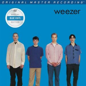 WEEZER Blue NEW SEALED Vinyl LP MFSL MOFI LIMITED EDITION Audiophile OOP