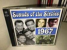 SOUNDS OF THE SIXTIES 1967 (2 CD) THE MONKEES SONNY CHER TRAFFIC TOM JONES