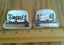 Girl Scout=S'mores=Camp/Cook Out=Fun Patches/Badges=$1.95 Ship