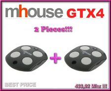 2 X Mhouse GTX4 remote controls. The new version of Mhouse TX4 / 2 pices!!!