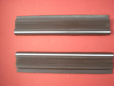 Mercedes Benz W126 Rear Door Sill Trim Dark Brown Early Short