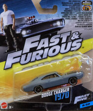 1970 Dodge Charger Dom Fast & Furious 1:55 Mattel FCF44 FCF35 wie Hot Wheels