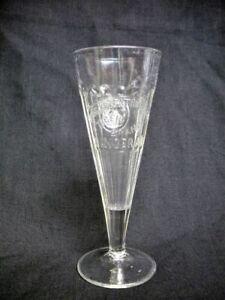 Pre Prohibition SACHS KIRKPATRICK Tiger Ginger Ale Glass Beer Pilsner Dayton Old