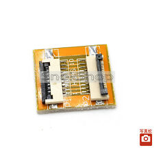 FPC FFC FLAT FLEX CABLE pitch 1mm 7pin to 7pin INCREASING SCREEN LINE EXTENSION