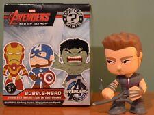 HAWKEYE FUNKO Mystery Mini Figure BOBBLE HEAD MARVEL Avengers 2 AGE OF ULTRON