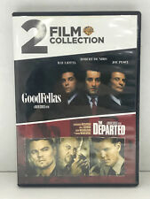 Goodfellas / The Departed (Dvd) 2 Film Collection