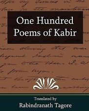 One Hundred Poems of Kabir (Paperback or Softback)