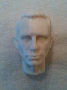 James Bond 1/6 scale 12 inch Head & Suit Craig Figure No Time to Die Kit Bash
