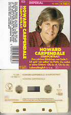 HOWARD CARPENDALE - Starportrait > MC Musikkassette , Imperial