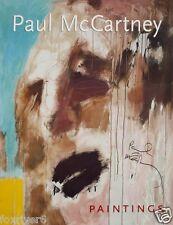 PAUL McCARTNEY Signed Flyer - Pop Musician / Singer - The Beatles - Preprint