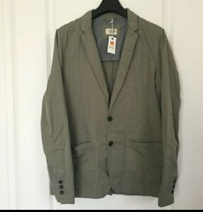 Marine Layer Harv Olive Green Blazer X Large NWT $185