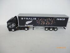 1:43 Eligor promo Iveco stralis all blacks  Truck & Trailer 1/24 VN MINT SELTEN!