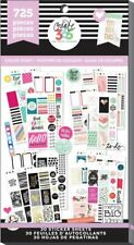 Create 365 The Happy Planner mamBi Value Pk Stickers COLOR STORY CLASSIC PPSV-10