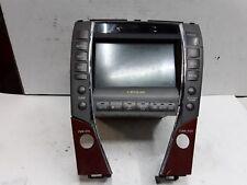 07 08 09 Lexus ES350 GPS navigation display screen OEM 86430-33011